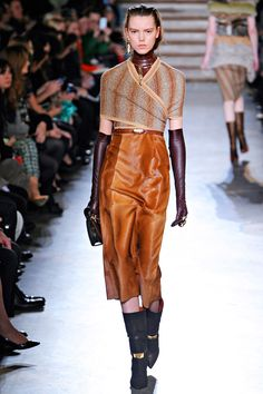 Loving these shawl shapes at Missoni.Click for more.