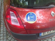 Renault beer from www.BeerAcademy.ro