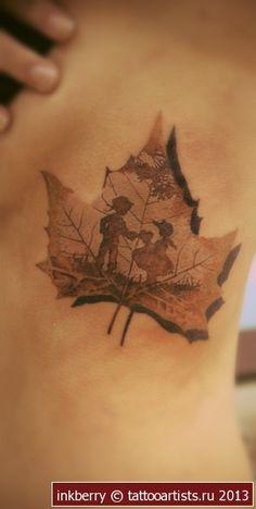 ~Leaf Mural~
