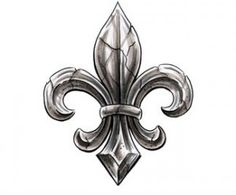fleur de lis tattoo wrist - Google Search