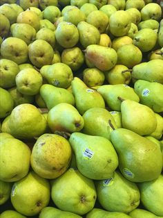 Pears | Photo by Leilani Spring Fischbeck
