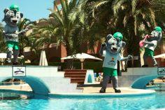 Animación infantil en Oliva Nova Golf & Beach Hotel****