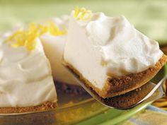 Lemon Chiffon Pie Recipe - Diabetic Gourmet Magazine - Diabetic Recipes