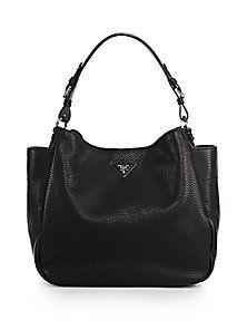 Prada - Daino Large Hobo Bag