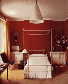Cecil Beaton, Bedroom