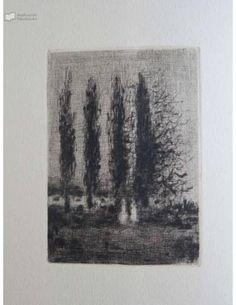 K podzimu - Vers l´automne (7x grafika Bohuslav Reynek) - Antikvariát Valentinská Painting, Art, Art Background, Painting Art, Paintings, Kunst, Drawings, Art Education