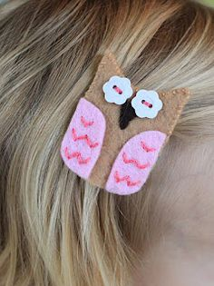 While Wearing Heels: Owl Accessories