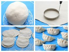 how to make dumpling wrapper