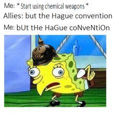 Weaons of Mass Destruction