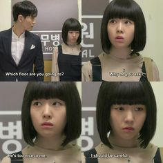 WHO ELSE IS WATCHING THIS AND LAUGHING THEIR HEADS OFF? Beautiful gong shim | ❤