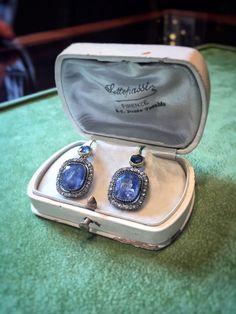Sempre amei joias vintage, na Ponte Vecchio então!...