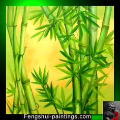 Bamboo-Painting