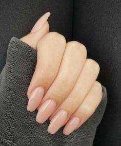 nails natural look manicures ~ nails natural look . nails natural look gel . nails natural look acrylic . nails natural look short . nails natural look manicures . nails natural look with glitter . nails natural look almond . nails natural look simple Hair And Nails, My Nails, Long Nails, Short Nails, Coffin Nails Short, Bridesmaids Nails, Bridesmaid Nails Acrylic, Nail Polish, Cute Acrylic Nails