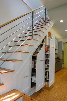 Awesome Ways To Use Space Under Stairs (18)