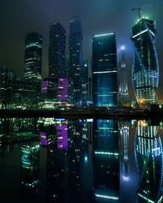 Moscow City Business Center | Russia. Hotel moins cher à Moscou. www.trouvevoyage.com #moscowrussia