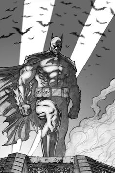 Batman - Ryan Bodenheim