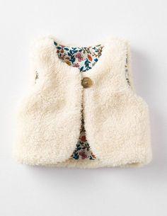 Reversible Fleecy Gilet 71510 Sweatshirts & Fleeces at Boden