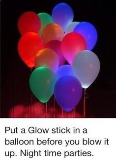 awesome night party idea #Entertainment #Trusper #Tip