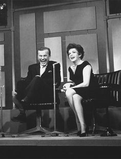 Judy Garland on 'The Jack Paar Show' 1962