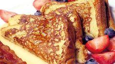 Brood in een mengsel van ei, melk en kaneel. Wentelteefjes! Varieer met poedersuiker en vers fruit. Easy recept!