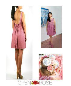#girly #style # www.openrose.gr