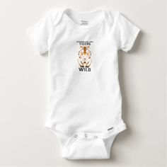 Humans are like tigers wild baby onesie - cat cats kitten kitty pet love pussy