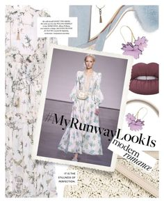 """""""What's YOUR Runway Look?"""" by cultofsharon ❤ liked on Polyvore featuring Zimmermann, Barneys New York, Lime Crime, Dolce&Gabbana, Marni and Badgley Mischka"""