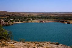 Roswell NM Bottomless Lake Park
