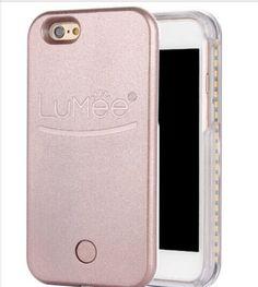 Lumee Light Up Selfie Cell Phone Case #FairfieldGrantsWishes