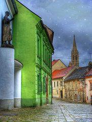 Slovakia Art - Enchanted. Bratislava by Juli Scalzi