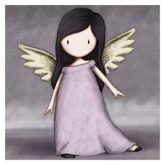Want to discover art related to gorjuss? Check out inspiring examples of gorjuss artwork on DeviantArt, and get inspired by our community of talented artists. Illustration Mignonne, Cute Illustration, Santoro London, Angels Among Us, Free Hugs, Angel Art, Little Doll, Illustrations, Cute Drawings