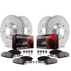 E-Coated OE Rotors + Ceramic Pads Fits: 2012 12 2013 13 Toyota Prius; Non C&V Models KT079901 Max Brakes Front Elite Brake Kit