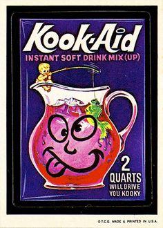 Kook-Aid 1st Series (1973)