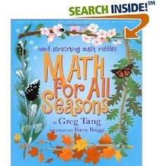 Children's math literature lists