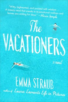 "via FLAVORWIRE: ""The Vacationers, Emma Straub (May 29)  Did Emma Straub just get a little John Cheever-esque with her latest novel? Take the WASPy family on vacation, with all their little underlying issues coming to the surface, combined with Straub's witty and colorful writing, and The Vacationers is the type of book just about anybody can read and enjoy."""