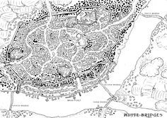 White Bridges Map by aque-mizuhara | Create your own roleplaying game books w/ RPG Bard: www.rpgbard.com | Pathfinder PFRPG Dungeons and Dragons ADND DND OGL d20 OSR OSRIC Warhammer 40000 40k Fantasy Roleplay WFRP Star Wars Exalted World of Darkness Dragon Age Iron Kingdoms Fate Core System Savage Worlds Shadowrun Dungeon Crawl Classics DCC Call of Cthulhu CoC Basic Role Playing BRP Traveller Battletech The One Ring TOR