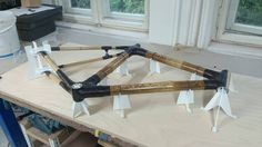 A dream is becoming reality... The ozon Diy Framejig prototype Nr. 2.