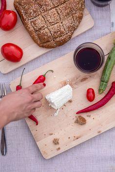 Traditional Greek Food Ingredients