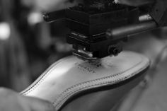 True craftsmanship and homegrown British manufacturing: Allsaints collaborates with Joseph Cheaney & Sons on a limited edition footwear range.