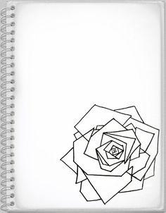 dandelions drawing geometric - Google Search