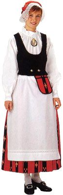 teuva Mode Masculine, European Costumes, Costume Patterns, Folk Fashion, Folk Costume, Girly Outfits, Girl Pictures, Folklore, How To Wear