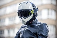 Husqvarna Pilen Motorcycle Helmet | HiConsumption