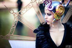 Sorceress Edea Final Fantasy VIII by Laurentea.deviantart.com on @deviantART