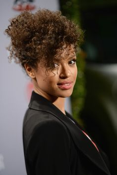 Gugu Mbatha-Raw Photos: 'Young Hollywood' Celebrated in LA