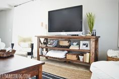 Love that TV stand