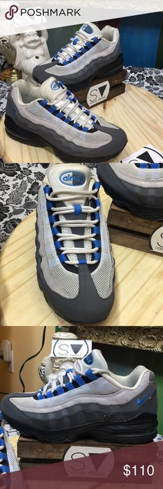 cbf280a2a4 Nike Air Max 95 (2010) Release size 7y x Shoes Size 7y excellent condition