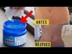Aplica VICKS VAPORUB en la Noche y envuelve... MIRA EL RESULTADO   Reduce Celulitis Y Estrías Rápido - YouTube