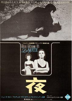 La Notte, 1961.