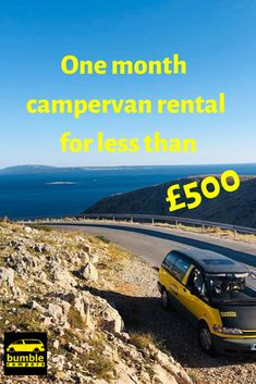 One month campervan rental for less than Live the and explore this winter. Visit our website for more info or to quote and book. Photo credit to Rent A Campervan, Holy Grail Products, Bus Life, Uk Holidays, Truck Camper, Peterborough, Water Supply, Photo Credit, Budgeting