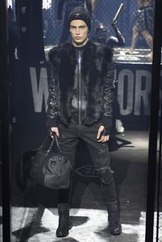 Philipp Plein Men's RTW Fall 2015 - Slideshow